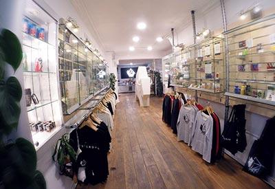 Tatanka Amsterdam Shop